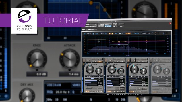Avid Multiband Dynamics - Too Complicated?