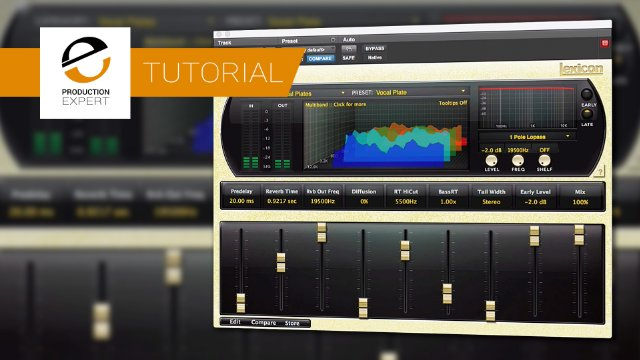 Lexicon PCM Native Reverb - How Different Do The Algorithms Sound?