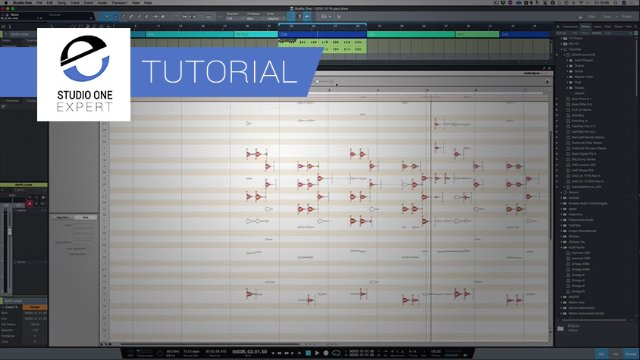Convert MIDI From Audio In Studio One