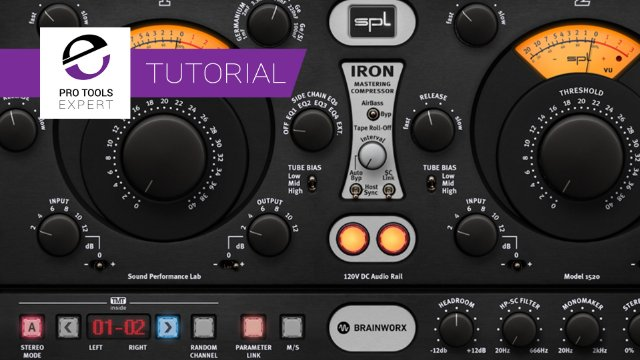SPL Iron Mastering Compressor From Plugin Alliance - What Difference Does Rectifier Choice Make To The Sound?