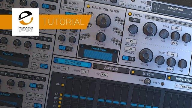 DS Thorn's Harmonic Filter