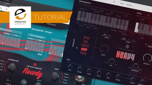 UJAM Rowdy And Heavy - Are These Virtual Instruments What Your Rock Productions Need?