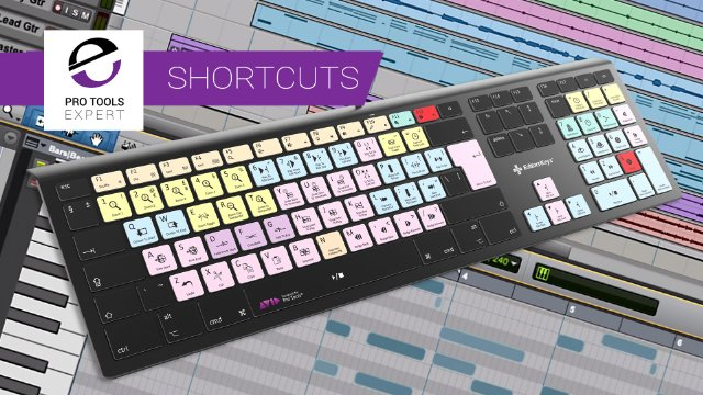 Editing MIDI In Pro Tools - Do You Know How To Control the Docked MIDI Editor Using  Keyboard Shortcuts?