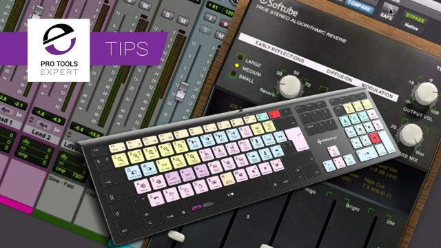 Pro Tools Automation Tips - Faster And Easier - Do You Know These Shortcuts?