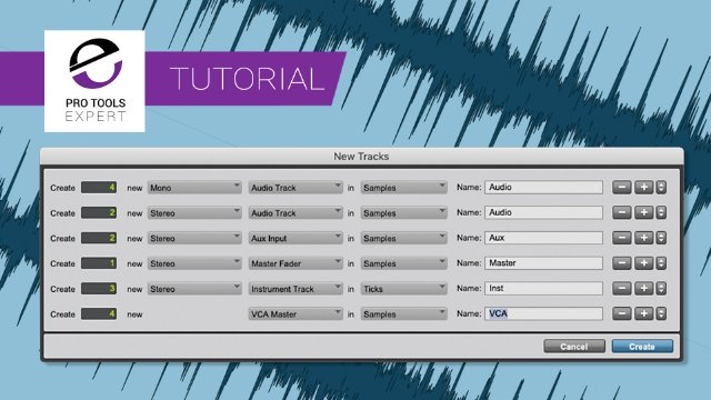 Pro Tools 2019.5 - See The New Features - Expert Tutorial