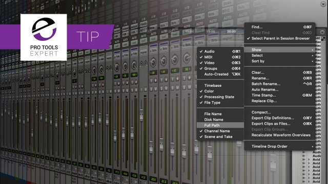 How To Check Your Pro Tools Session Is Self Contained - FREE Expert Tip