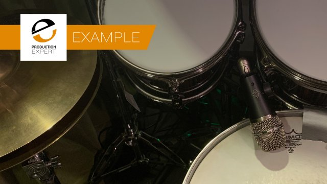 Off Axis Hi Hat Example M80 vs SM57