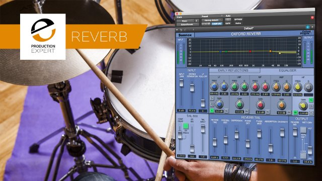 Change Your Room Sound With Algorithmic Reverb - Take Control Of Your Reverb Tail