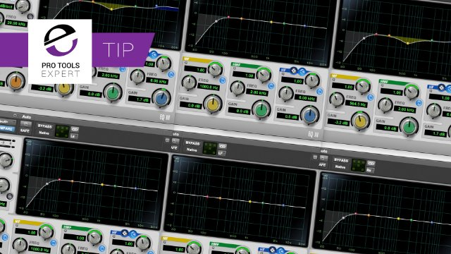 Multi Mono Plugins - See All Channels At Once - Expert Tip