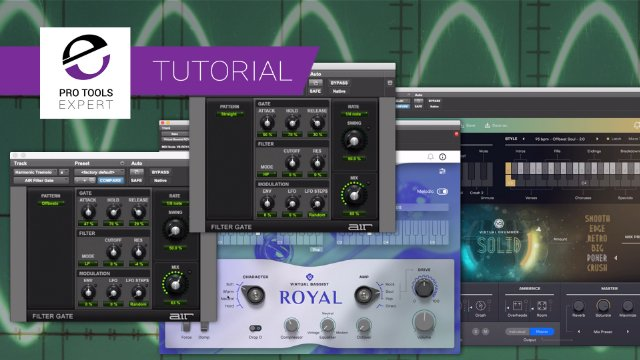 Harmonic Tremolo Using Stock Pro Tools Plugins Can It Be Done? - FREE Expert Tutorial