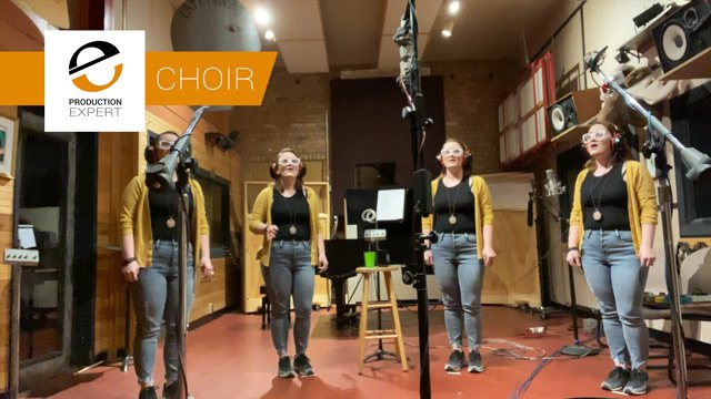 How To Create A Choir with One Singer - Great For Working Safely During COVID-19