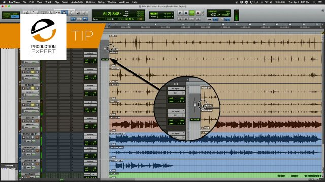 Gain Staging - Why It Is Still Important In A Digital Audio Workflow