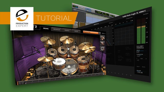 How Do I Get Classic Drum Sounds With A Virtual Instrument