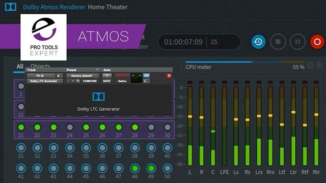 Dolby Atmos - How To Master Using The Dolby Atmos Production Suite - Free Expert Tutorial Part 6