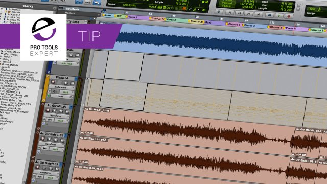 Scroll To Track From The Tracks List - Expert Tip