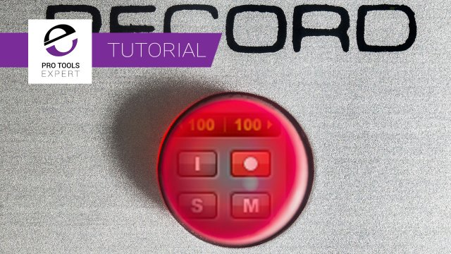 What Has Changed With The Record Buttons In Pro Tools 2020.9? - Free Tutorial