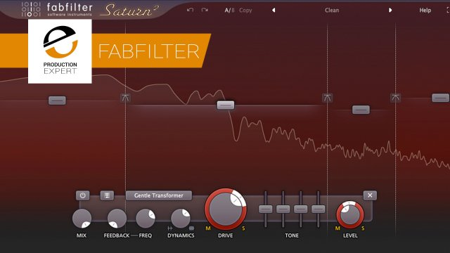 Fabfilter Saturn 2 - Take Control Of Your Distortion
