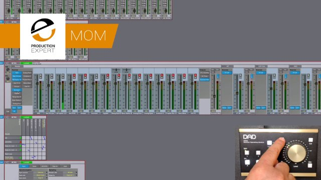 MOM Monitor Operating Module Demonstration