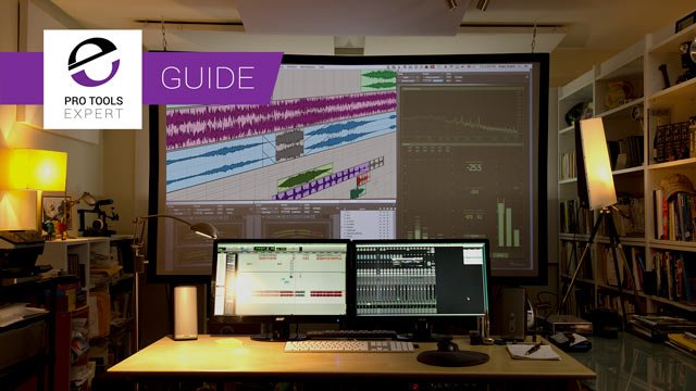 Importing Tracks From Colleagues and Collaborators Into Pro Tools