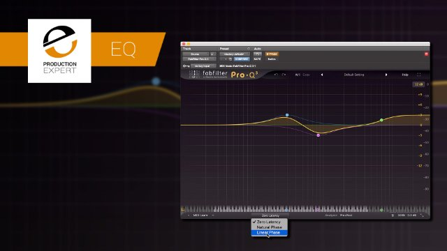EQ Phase And Spill - Why Processing The Individual Tracks Might Not Be The Best Choice