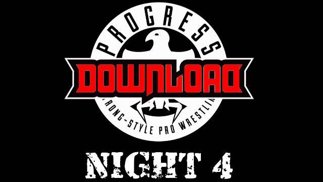 PROGRESS at Download 2015 - Night 4