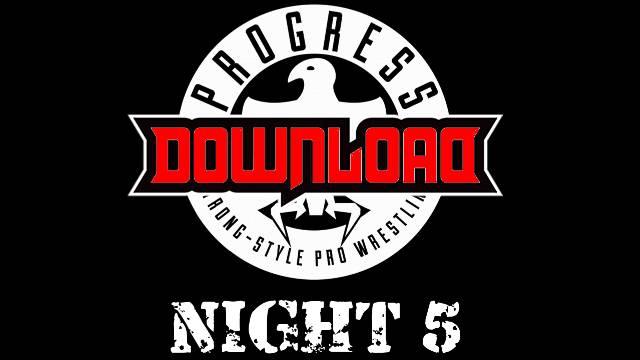PROGRESS at Download 2015 - Night 5