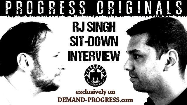 Glen Joseph meets... RJ Singh