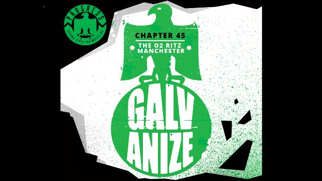 Chapter 45: Galvanize