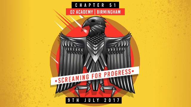 Chapter 51: Screaming for PROGRESS