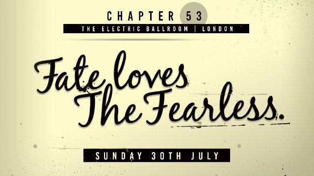 Chapter 53: Fate Loves The Fearless