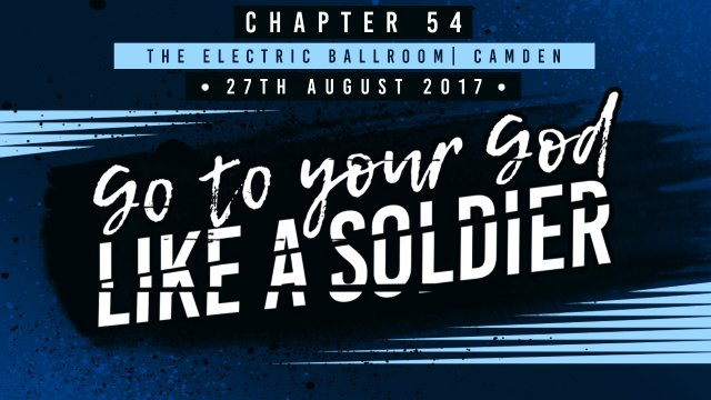 Chapter 54: Go To Your God Like A Soldier