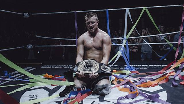 Travis Banks: Championship Pride