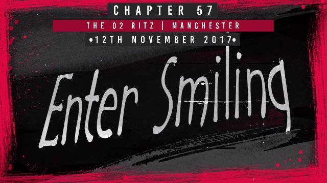 Chapter 57: Enter Smiling