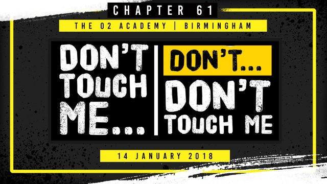 Chapter 61: Don't Touch Me... Don't... Don't Touch Me