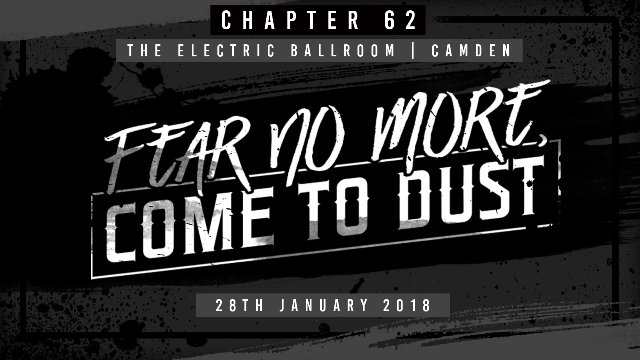 Chapter 62: Fear No More, Come To Dust
