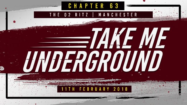 Chapter 63: Take Me Underground