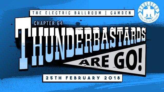 Chapter 64: Thunderbastards Are Go!