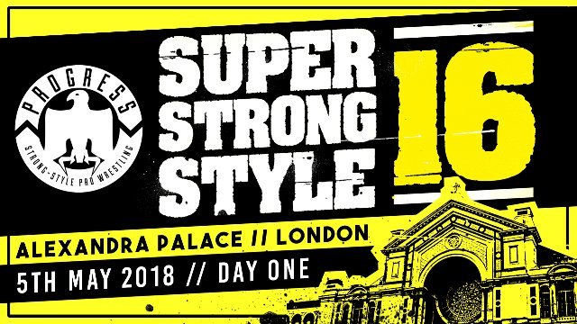 Chapter 68: Super Strong Style 16 - Day 1