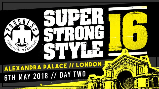 Chapter 68: Super Strong Style 16 - Day 2