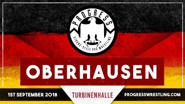 PROGRESS: Oberhausen
