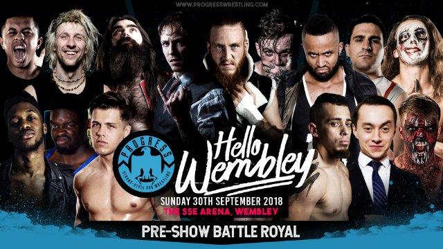 Hello Wembley Battle Royal