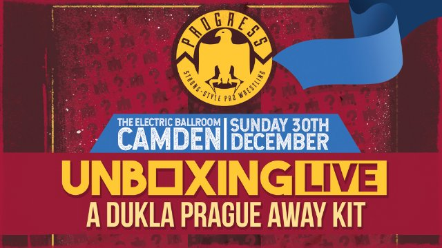 Chapter 82: Unboxing Live - A Dukla Prague Away Kit