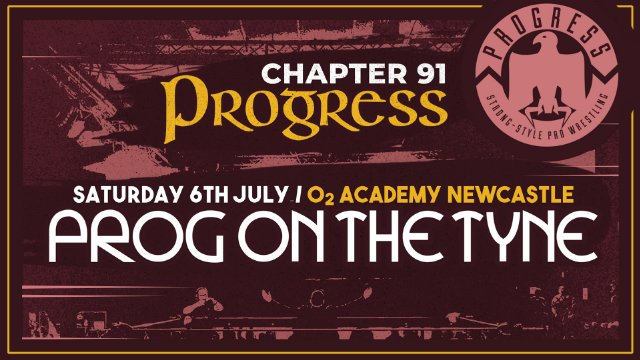 Chapter 91: Prog On The Tyne
