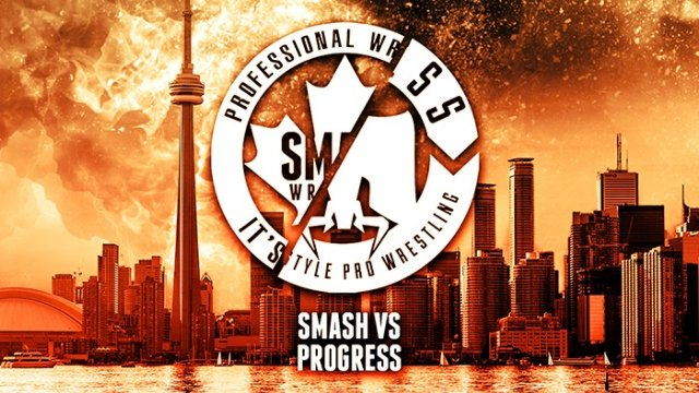Smash vs PROGRESS (2019)