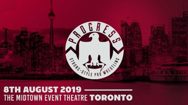 PROGRESS: Toronto