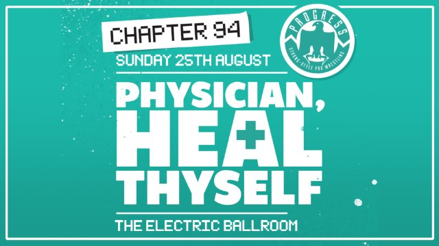 Chapter 94: Physician, Heal Thyself