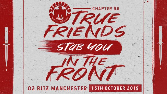 Chapter 96: True Friends Stab You In The Front