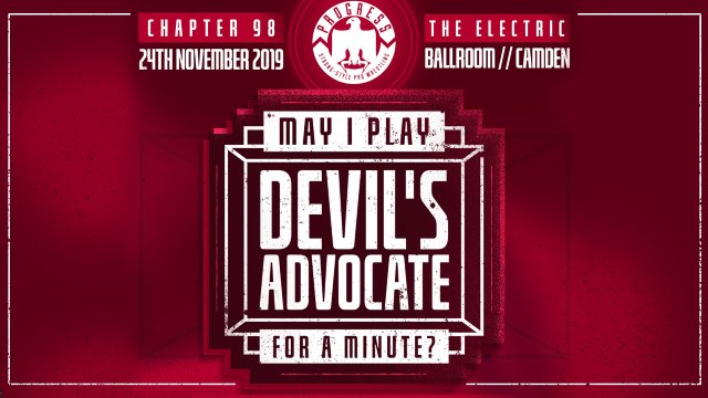 Chapter 98: May I Play Devil's Advocate For A Minute?