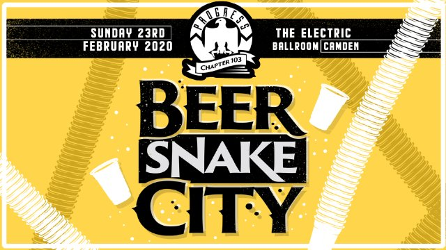 Chapter 103: Beer Snake City