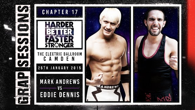 GRAP SESSIONS: Mark Andrews vs Eddie Dennis